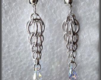 Bloop Chain Earrings