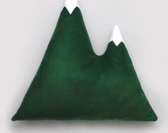 Green Mountain Cushion