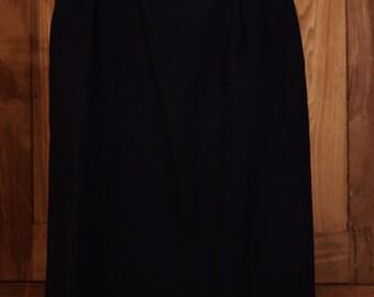 Pendleton, Navy Skirt, Formal