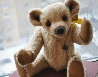 Elsa, Teddy Bear, 34sm, mohair