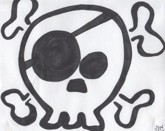 Skull and Cross Bones
