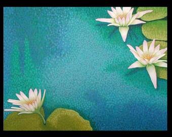 Lotus Pond #1