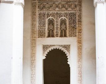 Moroccan Door- Fine art, Marrakech, Morocco, Photo