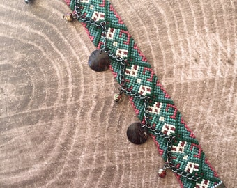 25mm Adjustable Bracelet - Chains and Baubles