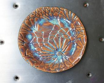 Large ring dish | Stoneware trinket dish