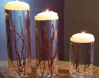 Birch Branch Vases