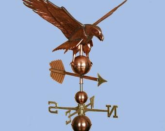 Copper Eagle Weathervane BH-WS-131
