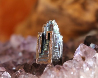Small Bismuth Crystal Tower
