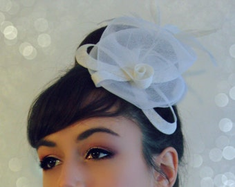 Hair decoration for bride or suite.