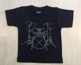 Boys Drum's T-shirt