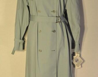 Women's Vintage Trench Coat