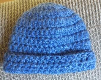 Newborn Handmade Crochet Hat