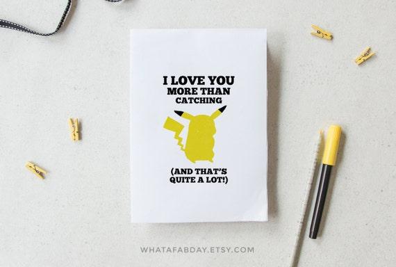 printable geeky valentine pokemon pikachu