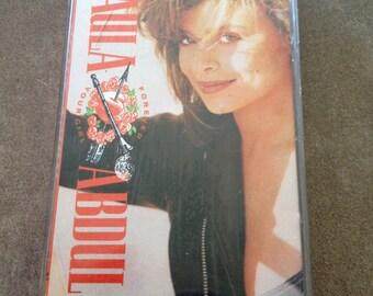 Paul Abdul Forever Your Girl Audio Cassette (Audio Cassette, 1988)
