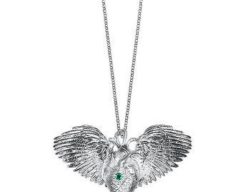 Cara Mia Emerald Pendant