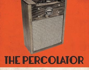 Percolator 2W 1x8 Combo by Zeppelin Design Labs