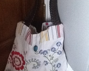 Embriodery Tote Bag