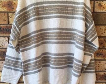Vintage Comfy Knit Jumper / Sweater