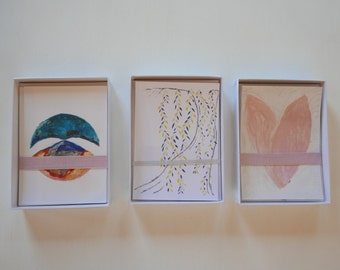 Boxed Gift Cards...Original Art Work