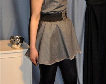 Dress Halter in heart