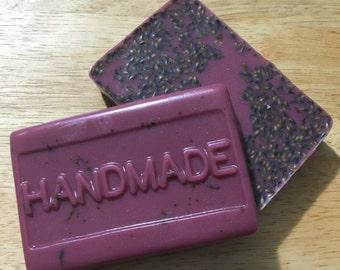 Lavender Vanilla Handmade Soap