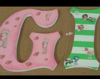 customized decorative letters