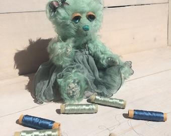 Teddy bear Emerald
