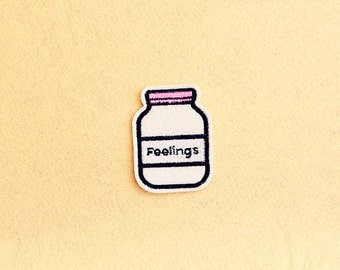 Drink Patch - Milk Patch - Iron on patch -Sew On patch - Embroidered Patch (Size 4.7cm x 6.4cm)