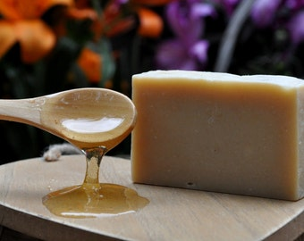 Goat's Milk and Honey Natural Soap