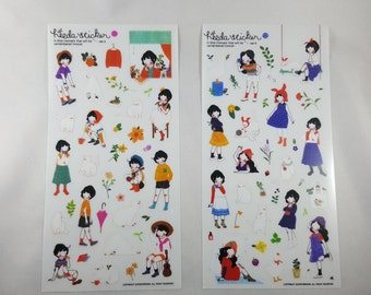Heeda Stickers, Korean Diary Stickers, Deco Stickers, Diary Stickers, Planner Stickers