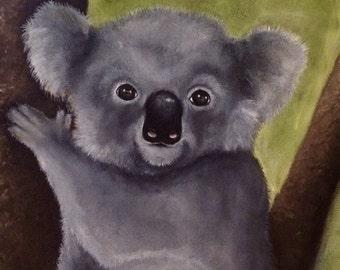 Original Koala Print