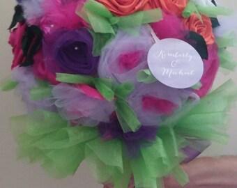 Wedding Rehearsal Bouquet K