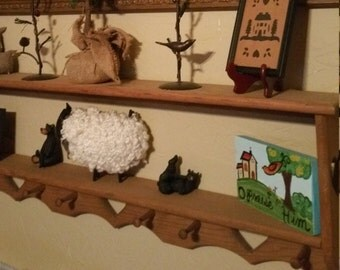 Country Shelf Pine
