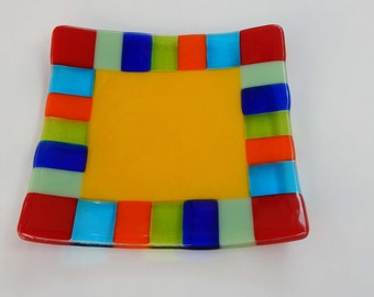 Squares Plate