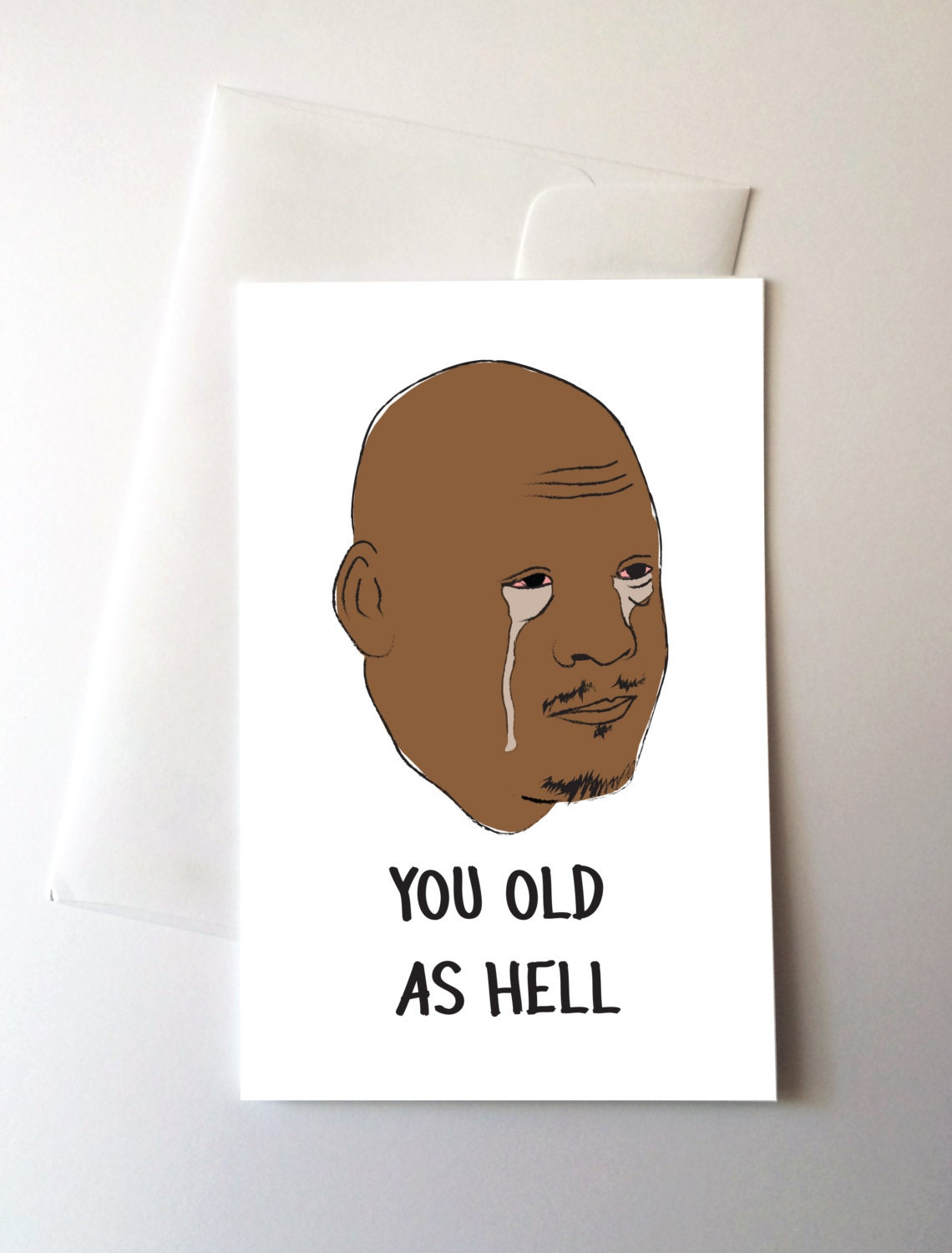 Michael Jordan Birthday Card – Michael Jordan Birthday Card