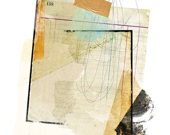 Instant download prints #9 (collage)