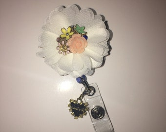 Flower ID badge