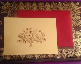 紅包 - Gumdrop Tree Card Set