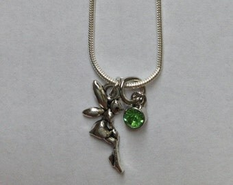 Tinker Fairy Necklace