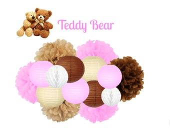 Baby Shower Teddy Bear Decoration