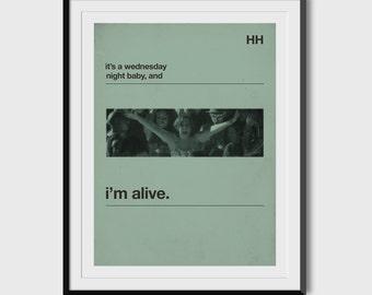 "Hannah Horvath ""Wednesday Night"" 8.5x11 Print"