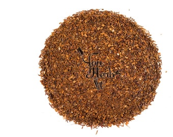 Redbush Rooibos Red Herbal Tea Loose Leaf  - Buy Any 2x50g Get 1x50g Free!