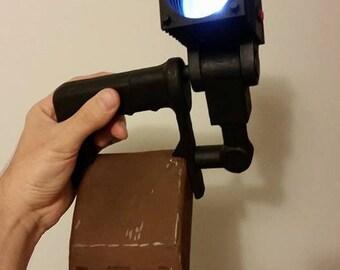 Aliens Inspired Colonial Marines Lightbox 3D Model