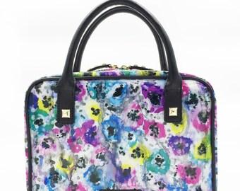 Pastel Flowers Travel Case