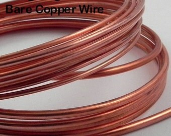 18 gauge Copper Wire, 30 feet or 49 feet