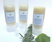 Lotion Stick, Rosemary Mint, All Natural, Natural Body Care, Coconut Oil, Shea Butter, Lotion Bar, Hands Free Lotion, Lotion Tube