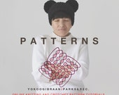 Yokoo Pattern for The UnBearable Hat CROCHET LEVEL EASY