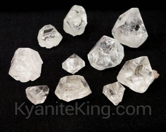Apophyllite Pyramids | Metaphysical | Reiki | Jewelry Making | Wire Wrapping |