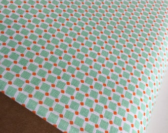 SALE Backyard Roses, Backyard Roses Squares in Mint Green fabric, Discount fabric, Riley Blake Fabrics, Fabric by the yard, Choose your cut