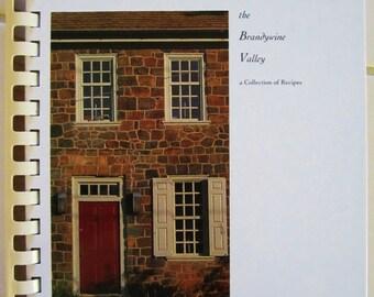 """WILMINGTON DELAWARE """"Savor The Brandywine Valley"""" Junior League Cookbook"""